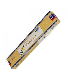 Bâtonnets d'encens - SATYA - suprême - vanille - 15 g