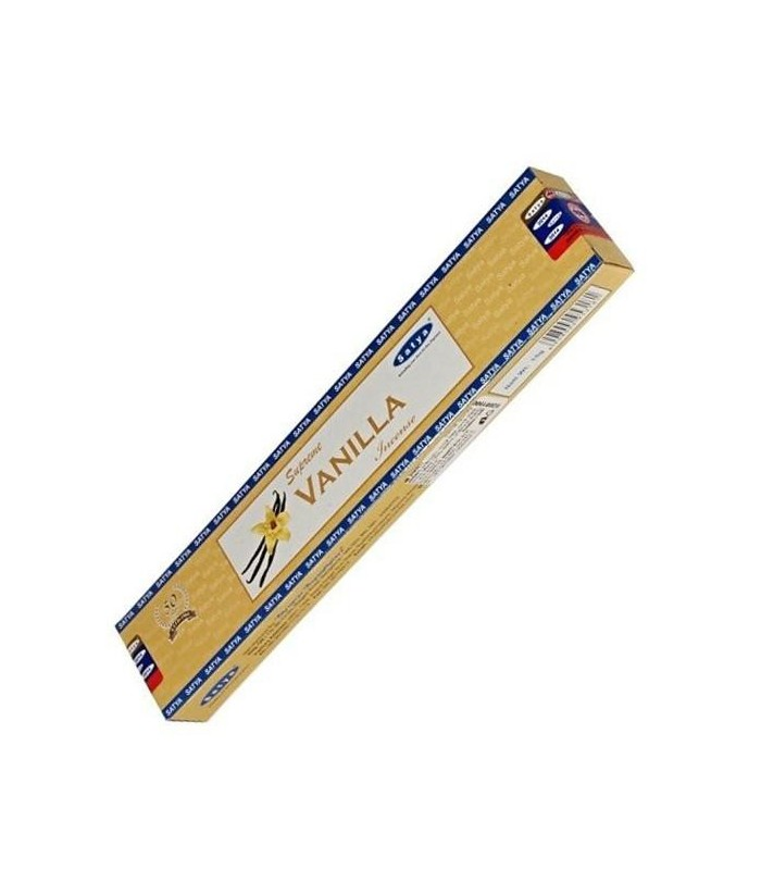 Incense sticks - SATYA - Supreme - vanilla - 15 g