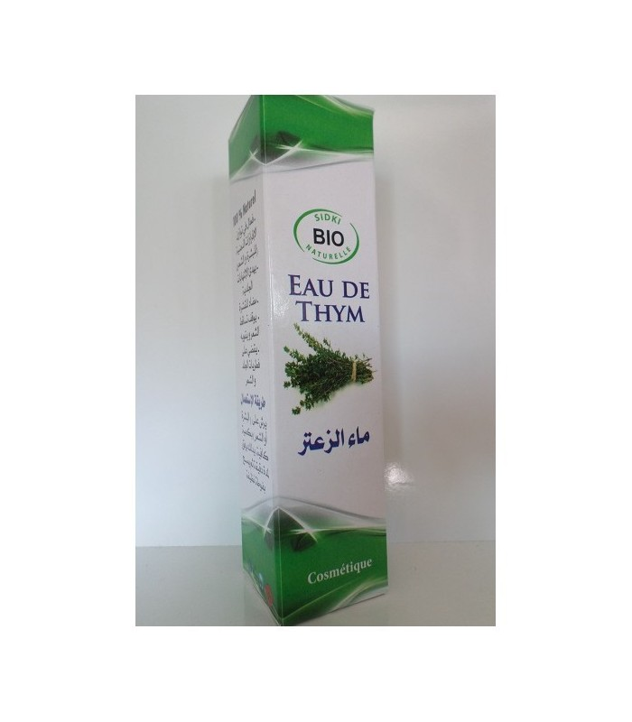 Water thyme - BIO - 100% Natural - cosmetic use - 30 ml