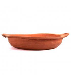 Source mud - healthy cooking - 100% handmade - 37 cm