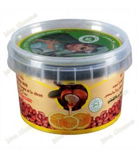 Sapone Beldi Nero al Limone - BIO - Dolce e Naturale - 250 g