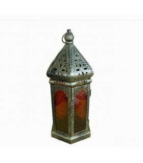 Lampada araba - Modello Alhambra - Stile ed eleganza - 37 cm