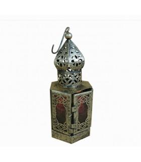 Candil Árabe - Modelo Sultán - Estilo y Elegancia - 22 cm