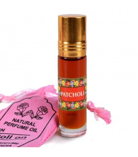 Patchouli - Perfume Corporal Arabe - Gran Calidad -Roll On - 10 ml