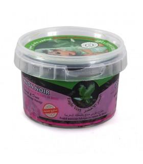 SOAP Beldi schwarz - BIO - Öl Oliven und Lavendel extrahiert - süß und Natural - 250 g