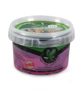 SOAP Beldi black - BIO - oil olive and lavender extracts - sweet and Natural - 250 g