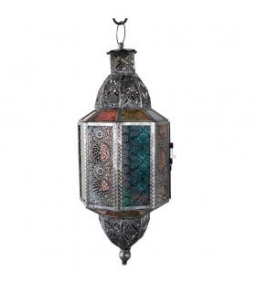 Lámpara Colgante Árabe - Modelo Bagdad - Estilo y Elegancia - 52 cm