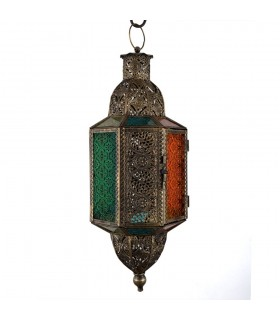 Lamp pendant Arabic-model Cordoba-style and elegance-52 cm