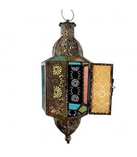Lámpara Colgante Árabe - Modelo Córdoba - Estilo y Elegancia - 52 cm