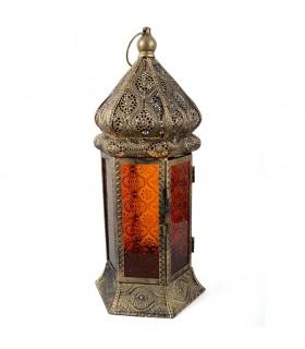 Candil Árabe - Modelo El Cairo - Estilo y Elegancia - 40 cm