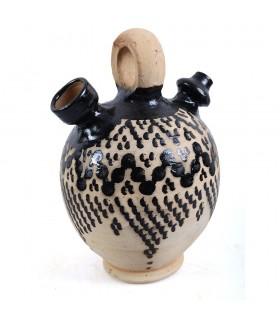 Botijo ceramic-decorated Berber-2 sizes