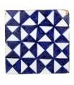 Azulejo Andalusí - 10 cm - Artesanal- Modelo 38