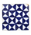 Azulejo Andalusí - 10 cm - Various Designs- Handcrafted- Model 38