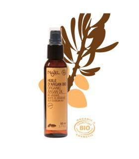 Aceite de Argán 100% Natural - Biológico - Regenerador  - 80 ml