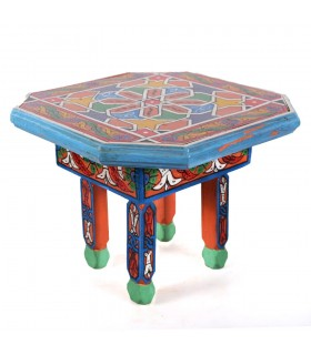 Table Mini wood-designs Andalusí-exhibitor or Base-Edition limited