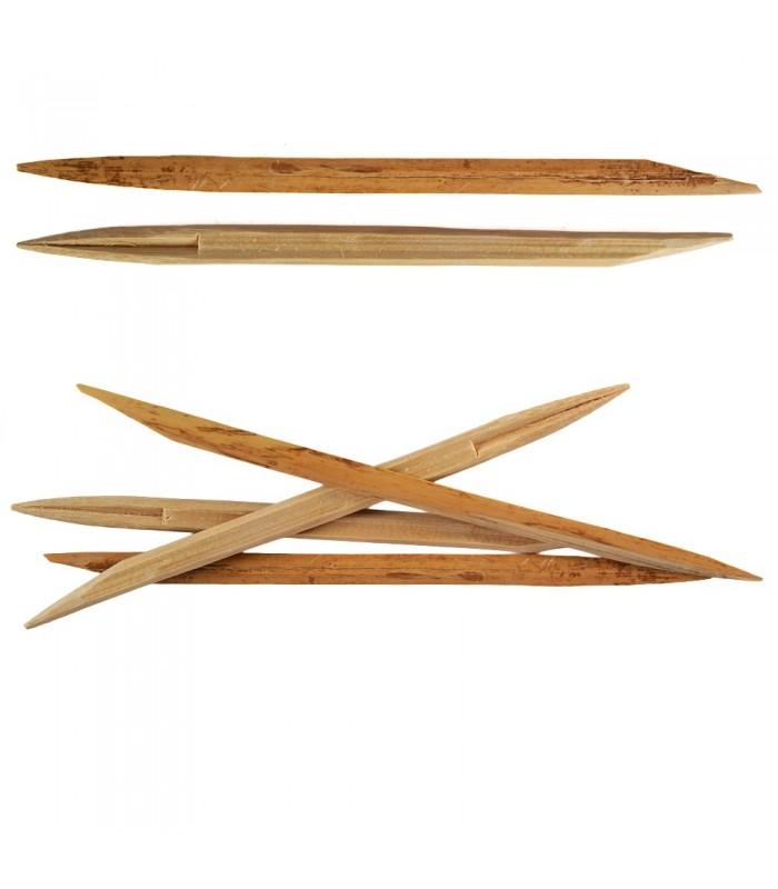 Kalam writing Arabic - cane - 20 cm - double tip
