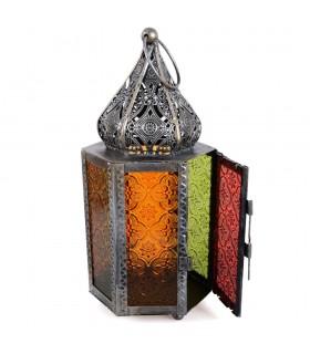 Candil Arabic - model Essaouira - style and elegance - 28 cm