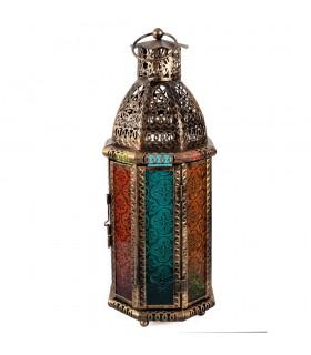 Candil Árabe - Modelo Jerusalem - Estilo y Elegancia - 37 cm
