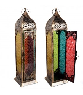 Candil Árabe - Modelo Estambul - Estilo y Elegancia - 36 cm