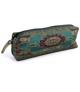 Turkish Zipper Tapestry Case - Oriental Designs - 20 cm