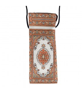 Cover glasses - Turkish tapestry - decorated Oriental designs - 20 cm