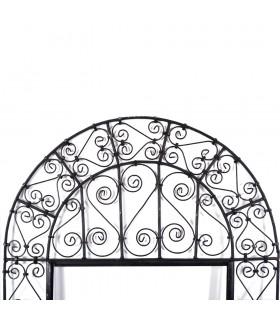 Specchio arco due modelli con telaio - forgiatura-