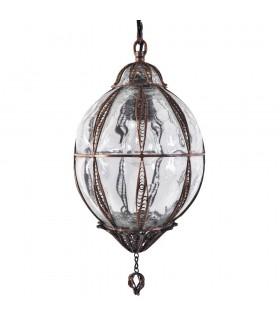 Lámpara Turca - Cristal Fundido y Soplado - Diseño Estambul - Grande
