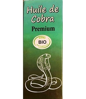 Oil cosmetic biological snake - 125 ml - SIDKI