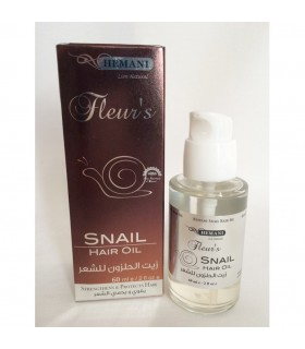 Oil hair of snail - Hemani - hair loss