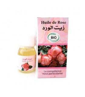 Essential oil rose - biological - internal - use 30 ml