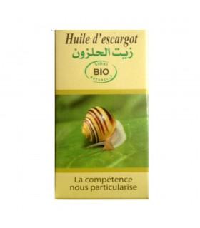 Biological snail - Macerado - Sidki - 30 ml oil