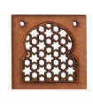 Arabic lattice openwork - design Alhambra - magnet fridge - model 3