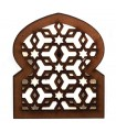 Arab Lattice Openwork - Design Alhambra - Magnet Fridge - Model 5