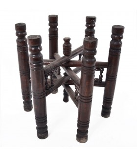 Trays Wood Legs for Tea - Tea - 2 Colors