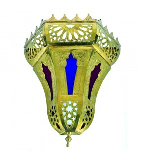 Apply bronze CUTWORK - design Kasba - resin colors