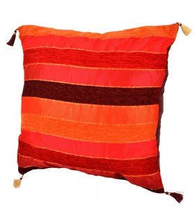Cushion Cover - Model harir - 100% Cotton