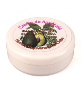 Crema Aguacate - Nutre y Rejuvenece tu Cutis - ''Balsamos de Sierra Nevada''