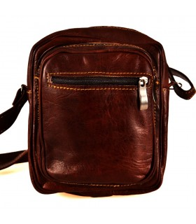 Men's Handbag - 100% Leather - Model rayul