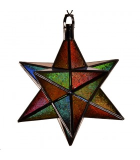 Star Andalusi - multiple colors - 3 sizes - design Arabic