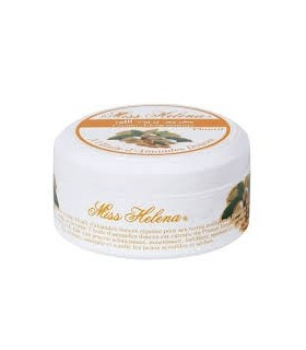 Crema emolliente all'olio di mandorle - Miss Helena - 200 ml