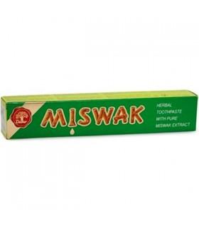 Dentifrice naturel Miswak-Salvadora persica, cadeau brosse 150gr