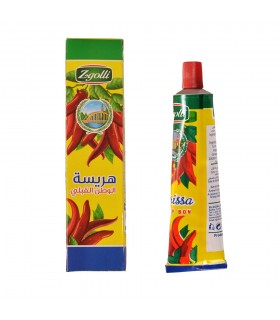 Spicy Harissa - format of tube - NOVELTY - 70 g
