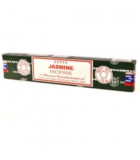 Incienso Varillas Jazmin - Satya - 15 gr
