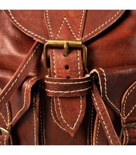 Handmade Cue Backpack - 4 Pockets - Model Hasam