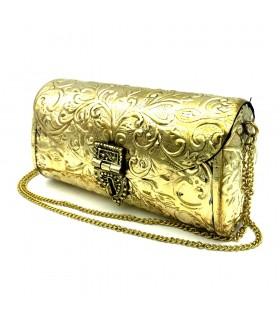 Brass Bag Party - Floral Design - Model Sri Lanka