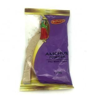 Amchur Powder - Polvo de Mango Seco - 100 gr - Schani