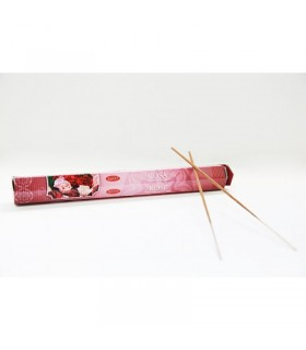 Aarti Incense - Pink - Handmade - 20 Rods