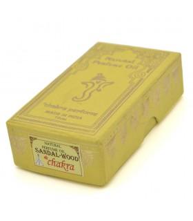Perfume Sándalo DELUXE - Caja Regalo - 10 ml