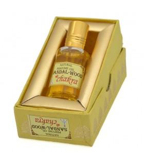 Perfume Sandalwood DELUXE - Gift Box - 10 ml