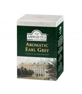 Ahmad Tea - Aromatic Earl Gray - 500 gr - Aroma Bergamot